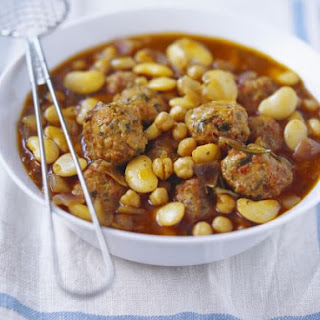 Meatball and Bean Stew