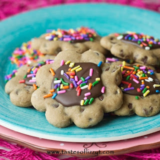Chocolate Chip Cut Out Cookies