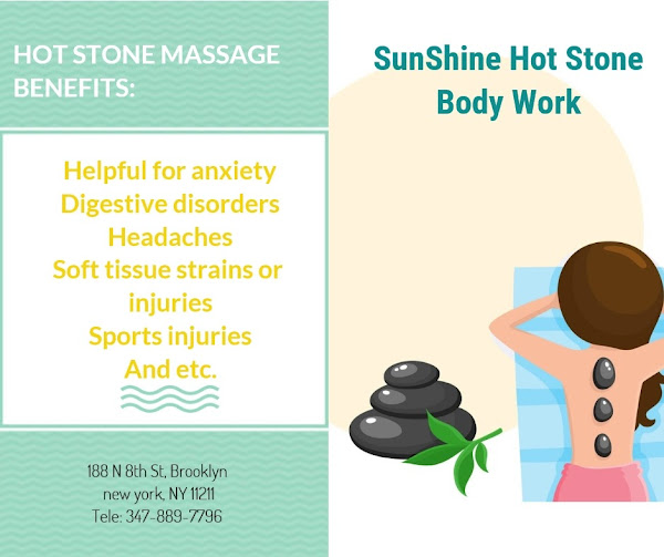 SunShine Hot Stone Body Work