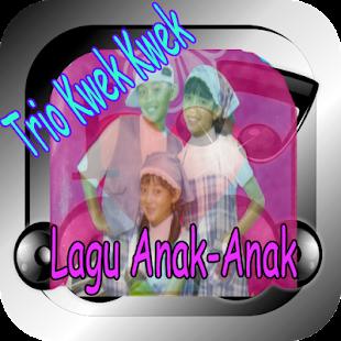 Lagu Anak Jadul Trio Kwek Kwek - náhled