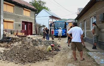 Photo: Rumunská vesnice   cestou do Sv. Heleny - Banát http://agnesobrazkov.webnode.cz/news/rumunsko/