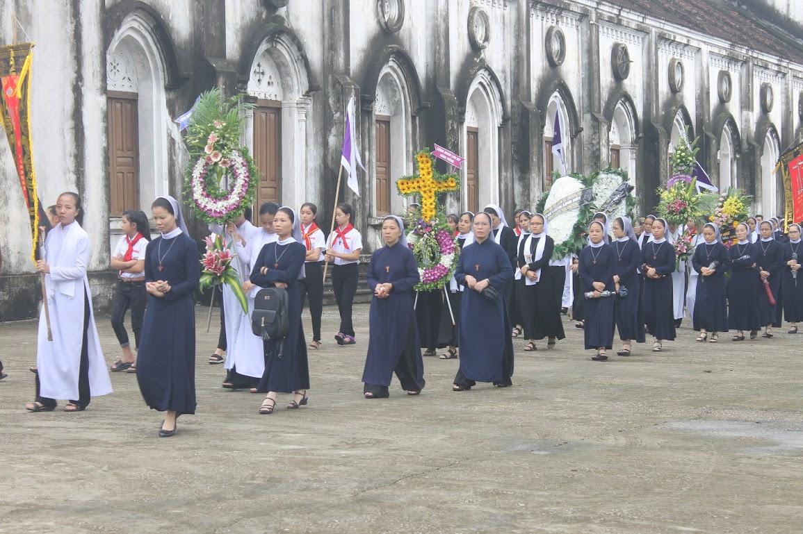 Thánh Lễ An Táng Nữ Tu Anna Trần Thị Phượng - Dòng Mến Thánh Giá Vinh - Ảnh minh hoạ 29