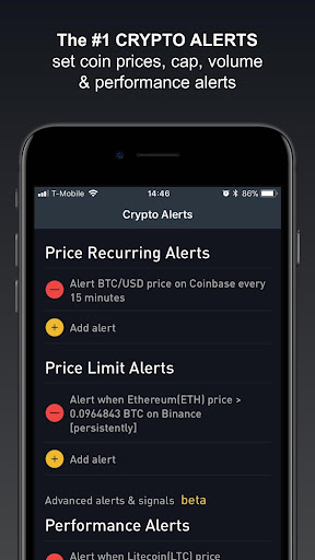 Crypto Tracker by BitScreener  screenshots 3