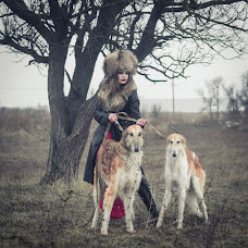 Wedding photographer Lina Zayceva (Coney). Photo of 27.01.2015