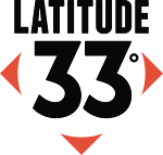 Logo for Latitude 33 Brewing Co.