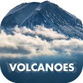 Wallpapers with volcanoes
