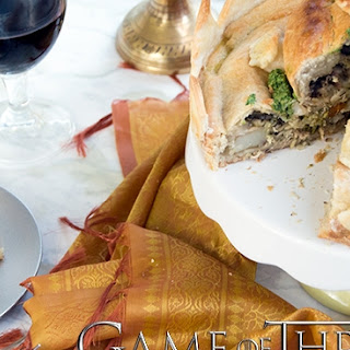 Pigeon Pie from King's Landing | Game of Thrones Recipes