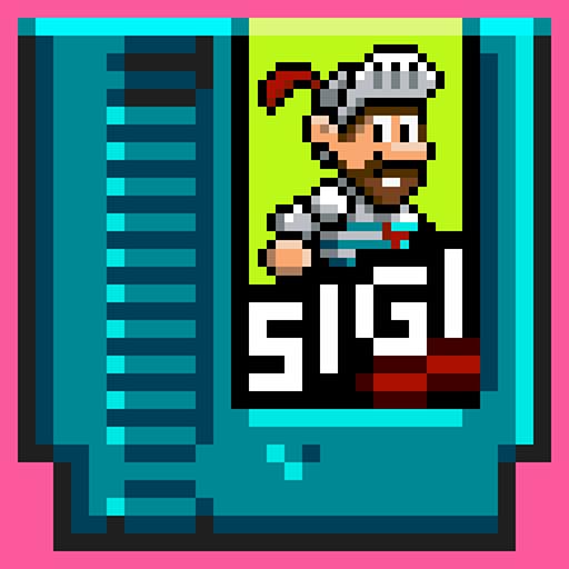 Sigi (NES Retro Platformer) (game)