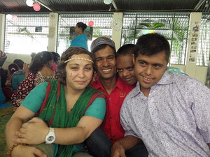 L'Arche au Bangladesh