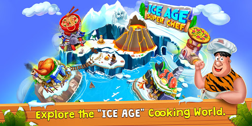 Télécharger Gratuit Ice Cooking Adventure : jeu de chef de restaurant APK MOD (Astuce) screenshots 1