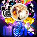 Photo Frames Music icon