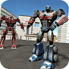 Transforming Bot: Earth Battle icon