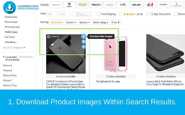 Inspired Easy AliExpress Image Downloader - Extore Space