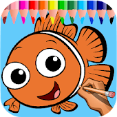 How to Draw Nemo Easy step