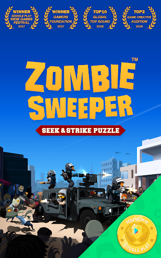 Zombie Sweeper: Minesweeper Action Puzzle 1.1.015 screenshots 16
