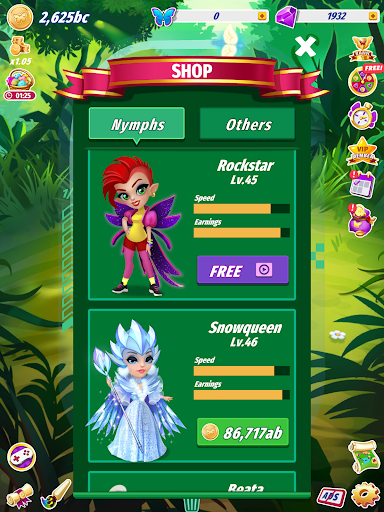 Merge Fairies - Best Idle Clickerud83euddda filehippodl screenshot 10