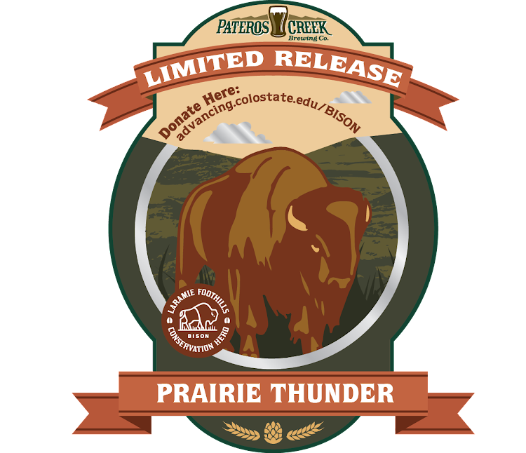 Logo of Pateros Creek Prairie Thunder