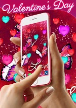 Valentine\'s Day Live Wallpaper Apk Download Free for PC, smart TV