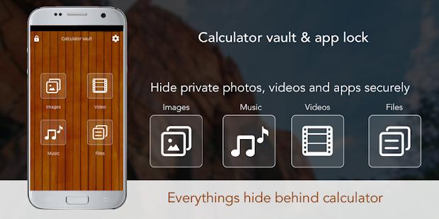 Gallery App Lock Behind Calculator Mod