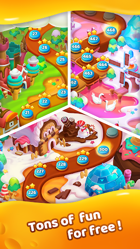 Cookie Crunch - Matching Puzzle Game 1.0.4 screenshots 4