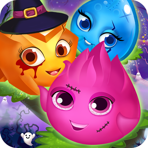 Baixar Pets Halloween Match 3 para Android