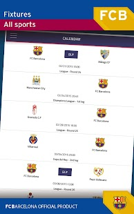 FC Barcelona Official App - screenshot thumbnail