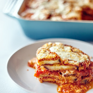 How To Make Classic Eggplant Parmesan.