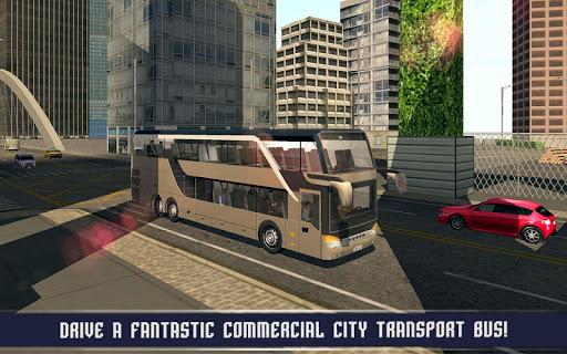 Code Triche Fantastique City Bus Parker 2 APK MOD (Astuce) screenshots 1
