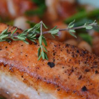 Air-Fried Turkey Breast with Maple Mustard Glaze