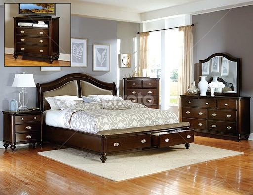 Homelegance Bedroom Set By Carey Gallegos   Artistic Objects Furniture ( Homelegance  Bedroom Set )