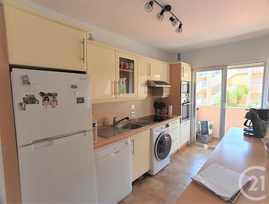Vente appartement 3 pièces 63,89 m2