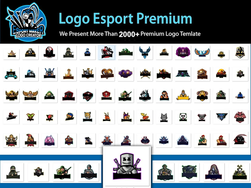 Logo Esport Premium | Logo Maker 3.1.9 Screenshots 7