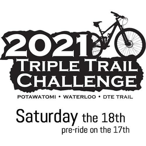 Tree Fort Bikes Triple Trail Challenge - September 18th Entry