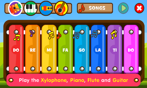 Learn Music & Songs Xylophone Apk apps 1