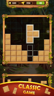 Block Puzzle Wood 2019 NEW Screenshot