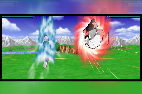 Dragon Goku super saiyan fight - náhled