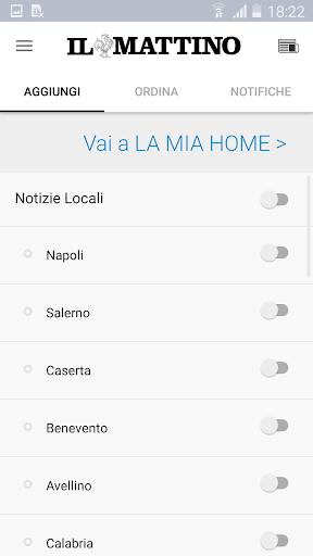 Il Mattino screenshot