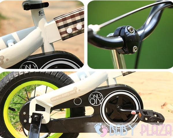Xe đạp Royal Baby RB-15 12