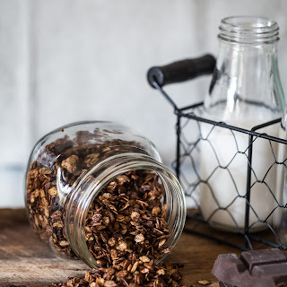 Pumpkin Chocolate Granola