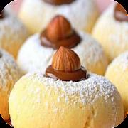 حلويات مغربية بدون انترنت