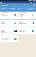 Screenshot of GEICO Mobile