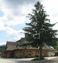 Photo: D6140020 Zawoja - karczma