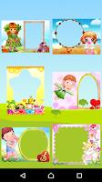 Screenshot of Kids Photo Frames - effects