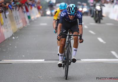 Ivan Sosa soleert naar winst en pakt ook eindzege in Ronde van Burgos