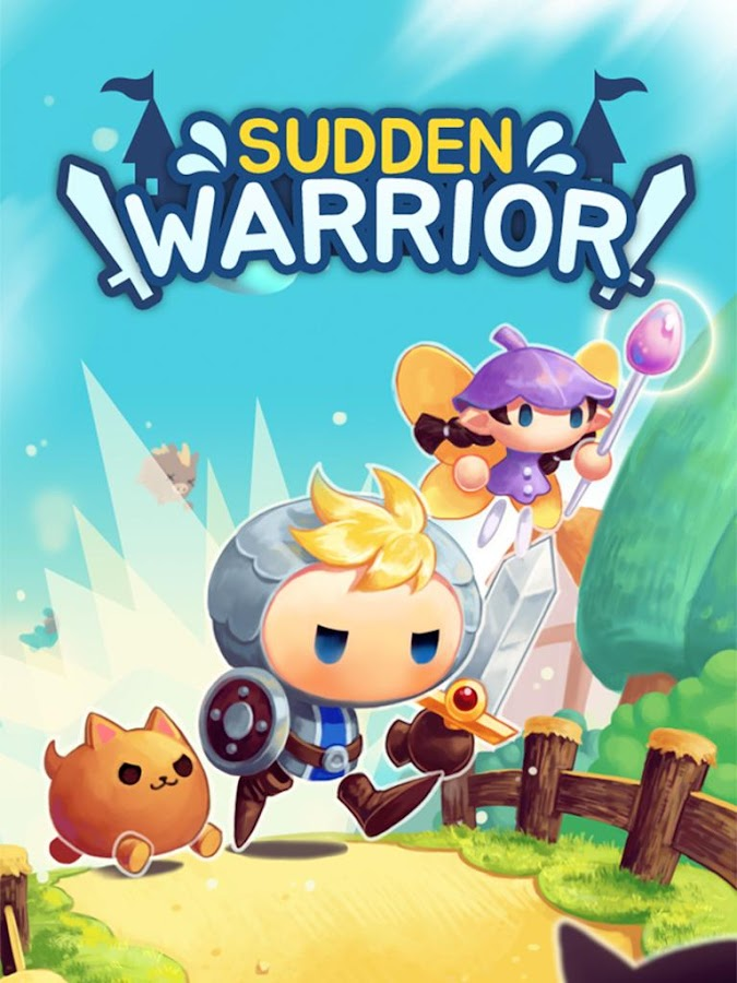 Sudden Warrior (Tap RPG)- screenshot