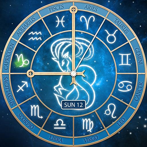 Zodiac, Horoscope Watch Face screenshot 6