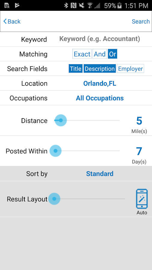 Employ Florida Mobile- screenshot