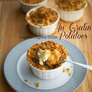 Copycat Capital Grille Au Gratin Potatoes Recipe