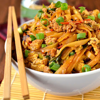 Potsticker Noodles Bowls