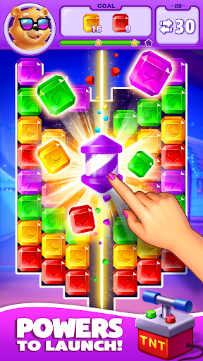 Jewel Match Blast - Classic Puzzle Games 2019 screenshots 4